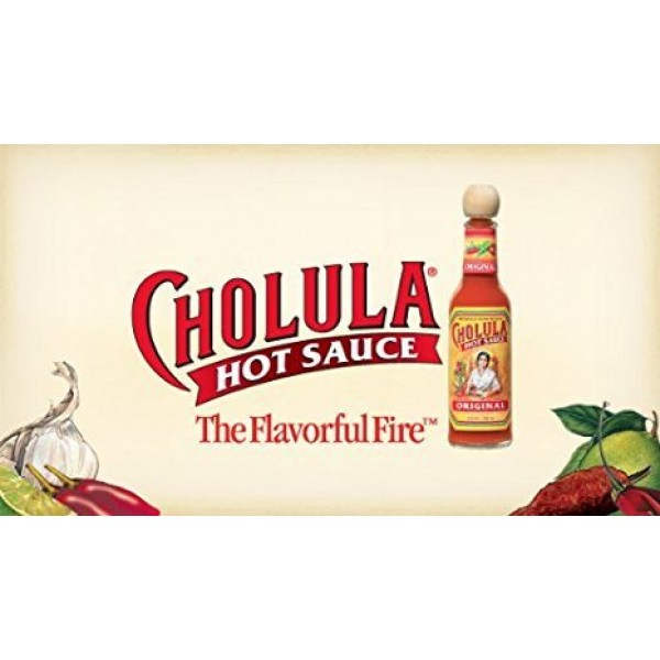 Cholula 12 fl oz Original Hot Sauce