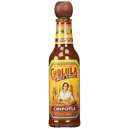 Cholula Chili Chipotle Hot Sauce 5.0 OZPack of 3