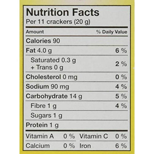 Chirstie Wheat Thins Crackers, Original, 200g/7.05oz., {Imported...