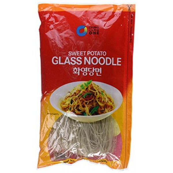 ChungJungOne Glass Noodles, Korean Vermicelli, Dangmyun, Sweet P...