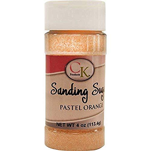 CK Products 78-50510 Cake Decorating Sanding Sugar Bottle, 4 oz,...