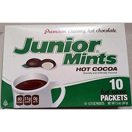 Claire Baie Cocoa Hot Tootsie Roll Hot Cocoa Junior Mints Pack, ...