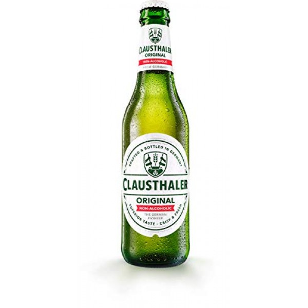Clausthaler Original Non-Alcoholic Beer Imported | 6 Pack