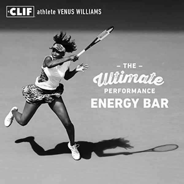 CLIF BAR - Energy Bars - White Chocolate Macadamia Nut Flavor - ...