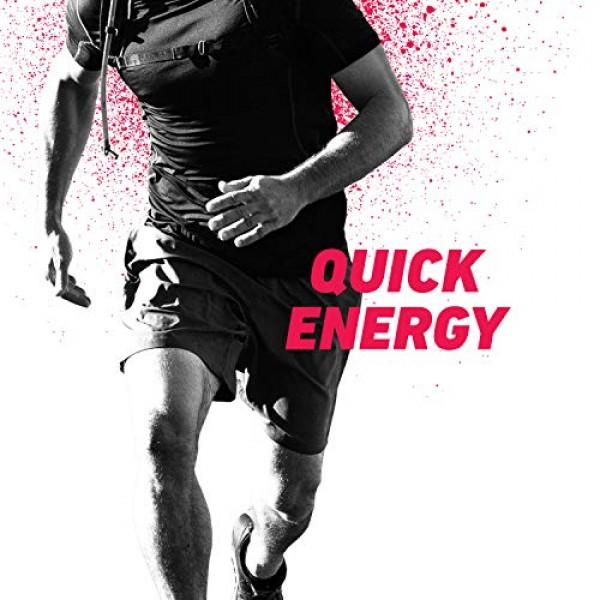 Clif Shot - Energy Gels - Strawberry - 25mg Caffeine 1.2 Ounce ...