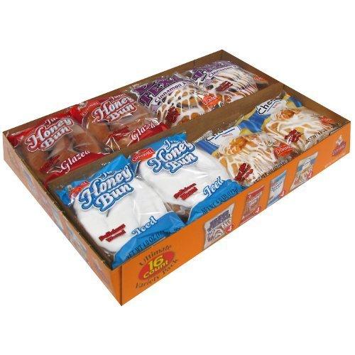 Cloverhill Bakery Ultimate Danish and Honey Bun Variety Pack by ...