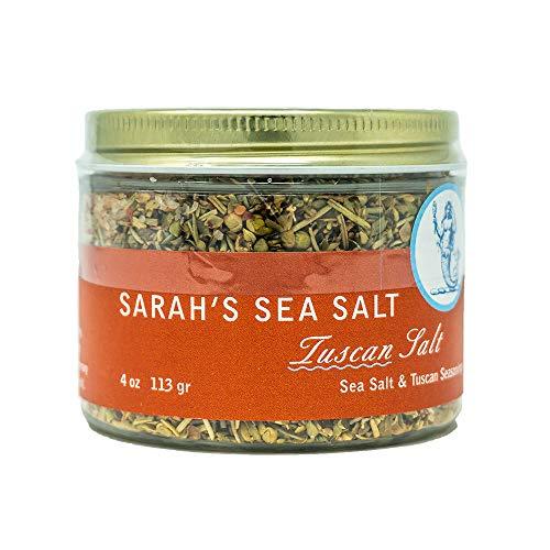 Sarahs Sea Salt, Tuscan Salt 4 oz