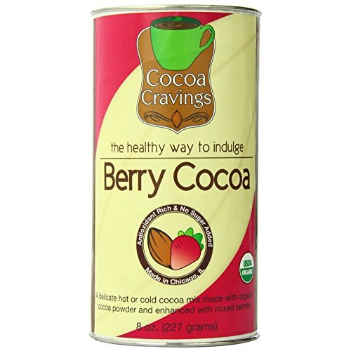 Cocoa Cravings Hot Cocoa, Berry, 8 Ounce