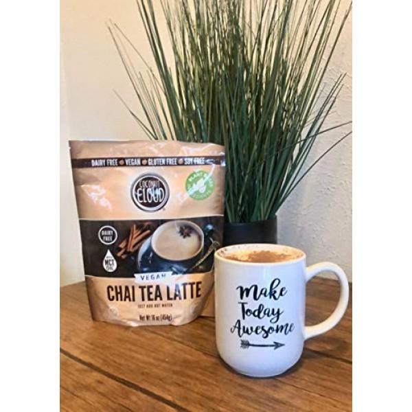 Coconut Cloud: NEW Vegan Spiced Chai Tea Dairy-Free Coconut Crea...