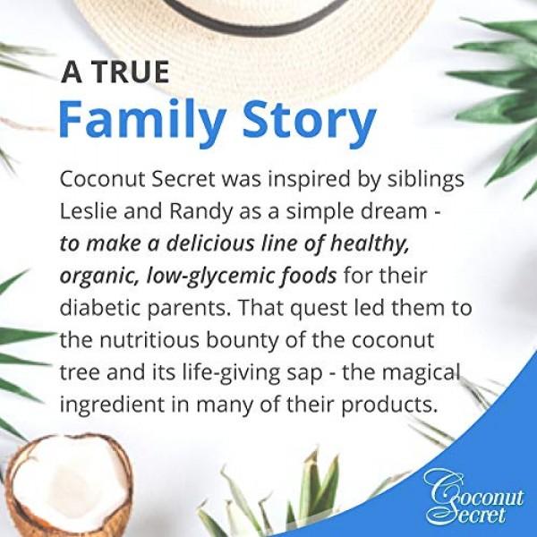 Coconut Secret Coconut Crystals 2 Pack - 12 oz - Low-Glycemic ...