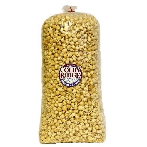 Caramel Popped Popcorn 91 oz. Bulk 5 Gal. 80 Cups