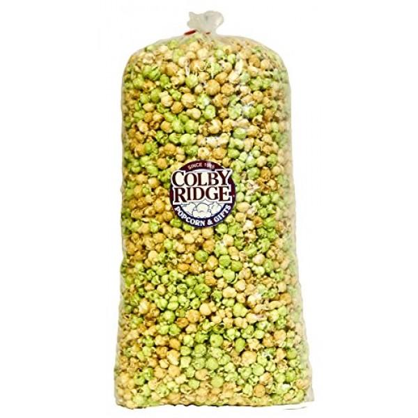 Caramel Apple Popcorn 91 Ounces 5 Gal. 80 Cups