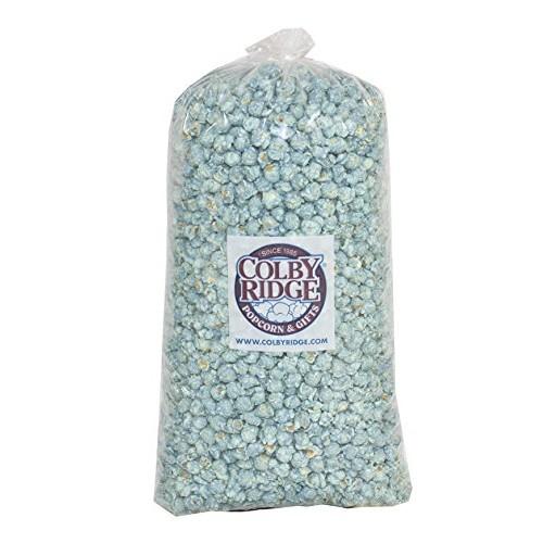 Baby Blue Popcorn 91 oz Bulk 5 gal 80 cups