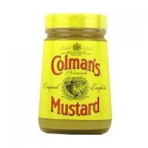Original Colmans English Mustard Imported from the UK England
