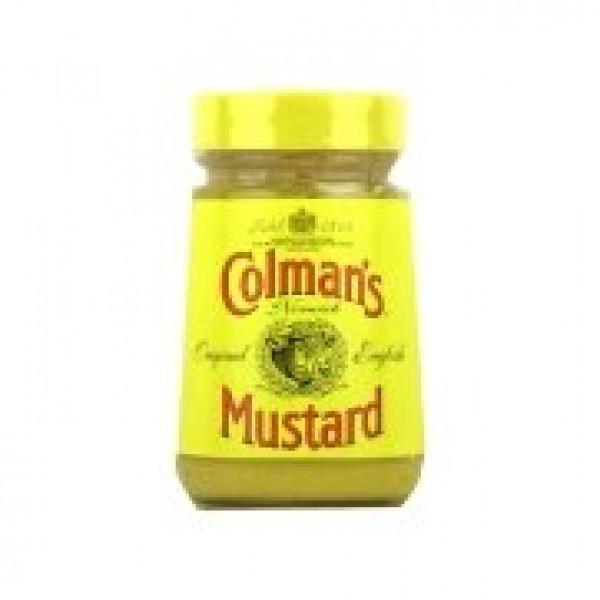 Colmans Wet Mustard 4oz