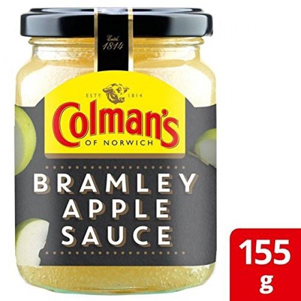 Colmans Bramley Apple Sauce - 155g 0.34lbs