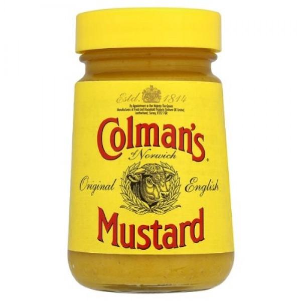 Colmans of Norwich Original English Mustard 6 x 100g