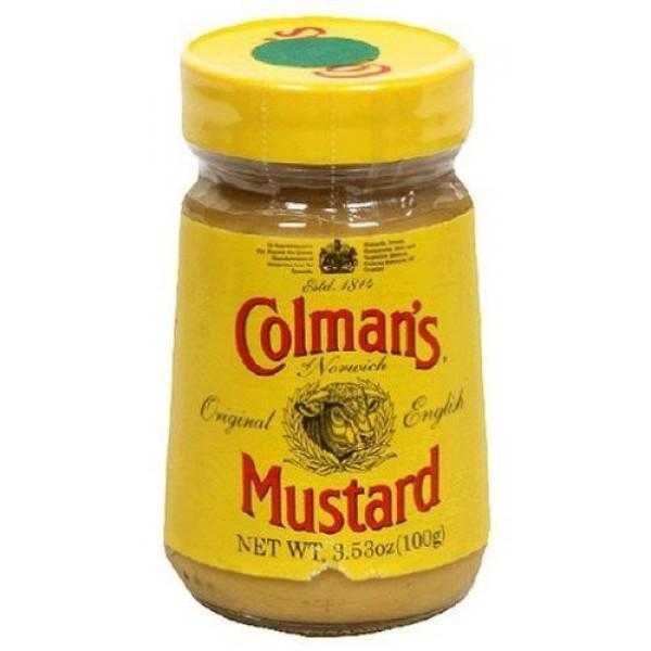 Colmans Original English Mustard -- 3.53 oz by Colmans [Foods]
