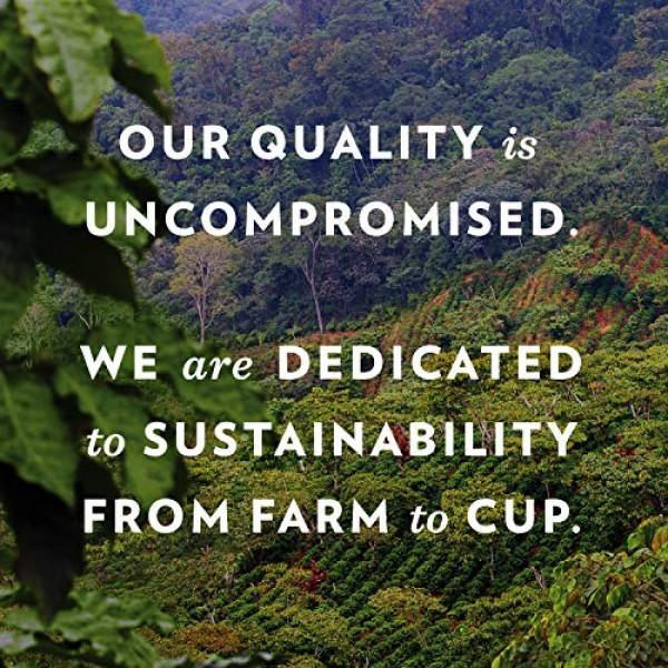 Community Coffee Brazil Santos Bourbon Medium Dark Roast Gourmet...