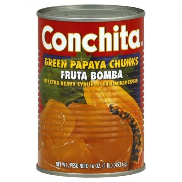 Conchita Green Papaya Chunks