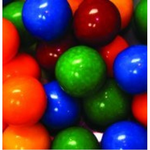 Bubble Gum Balls - Cry Baby Guts Filled, 5 lb bag
