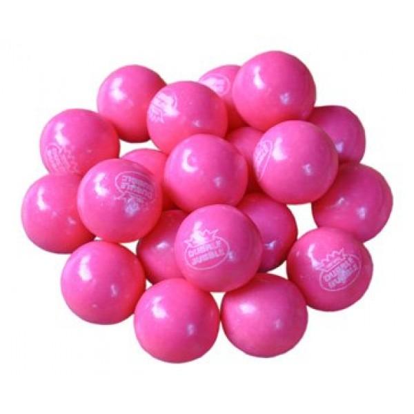 Bubble Gum Balls - Pink Lemonade, 1 Inch, 5 lb bag