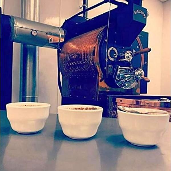Bourbon & Whiskey Barrel Aged Coffee - 4 Bag Coffee Set - Single...