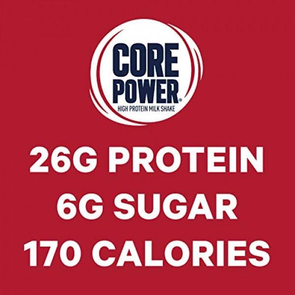 Core Power fairlife Core Power High Protein Milk Shake, Strawber...