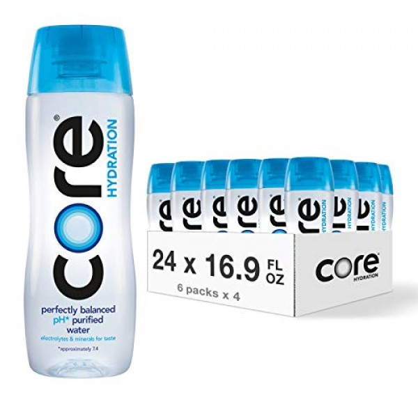 CORE Hydration Perfect 7.4 pH Nutrient Enhanced Water, 16.9 Ounc...