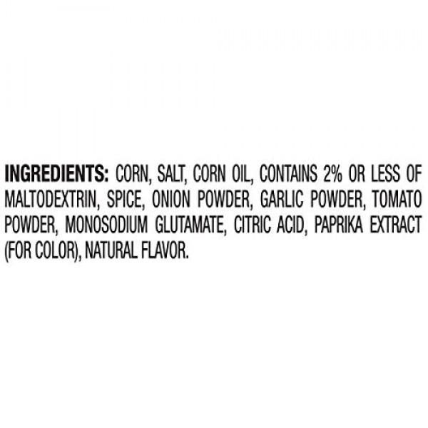 Corn Nuts Chile Picante con Limon Crunchy Corn Kernels, 4 oz Bag...