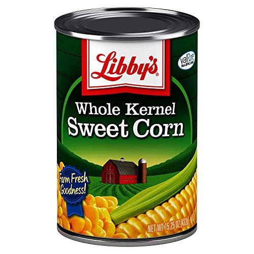 Whole Kernel Sweet Libbys Corn 15.25 pack of 16