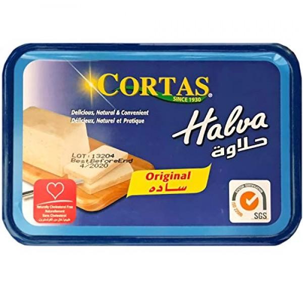 Cortas - Premium Halva 1 Lb / 454g Original