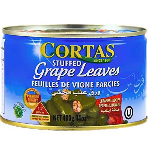 Cortas Stuffed Grape Leaves - 400g