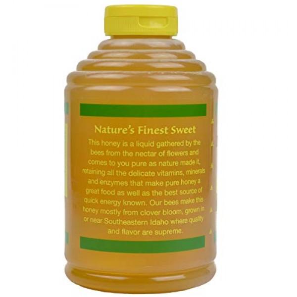 Coxs Raw Honey - Unfiltered Liquid Honey | 100% Pure Clover Del...