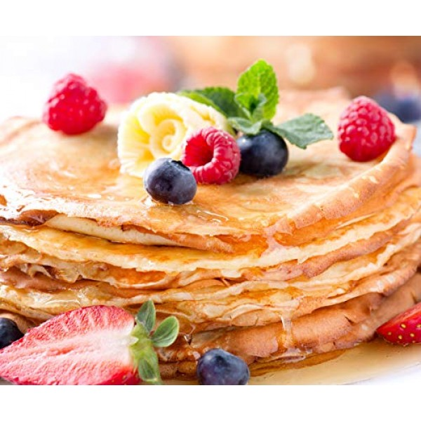 Crave It Buttermilk Syrup – 16 fl oz Creamy Original Flavor – 2 ...