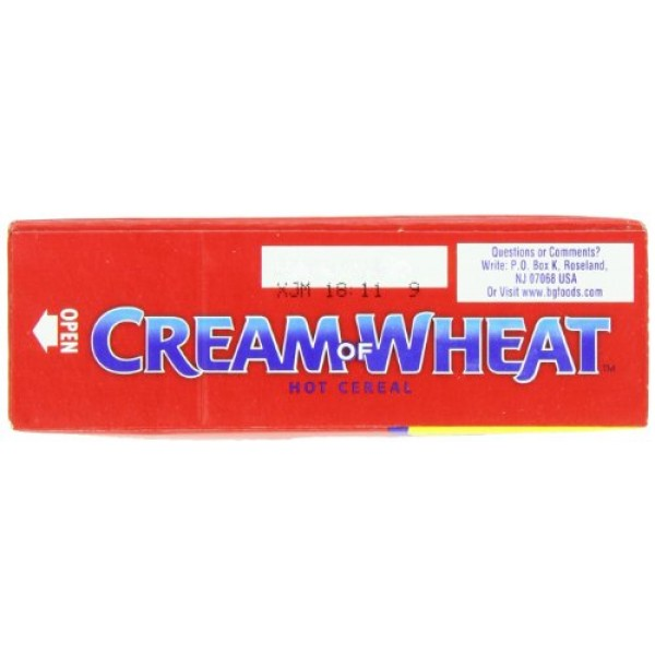 Cream of Wheat, Original Stove Top, 2.5 Minutes, 28 Ounce Boxes ...