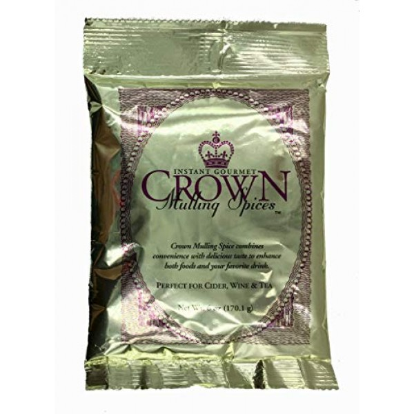 Crown Mulling Spices/Instant Gourmet Mulling Spice 1