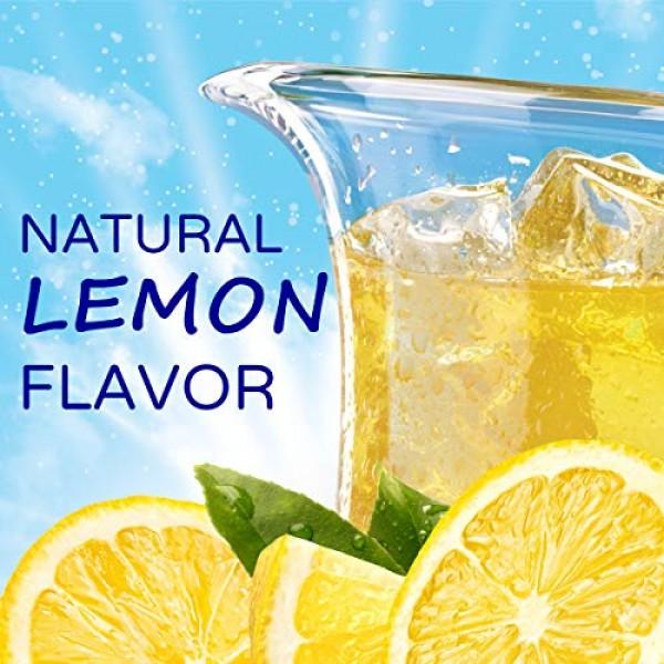 Crystal Light Lemonade Drink Mix 72 Pitcher Packets, 12 Packs o...
