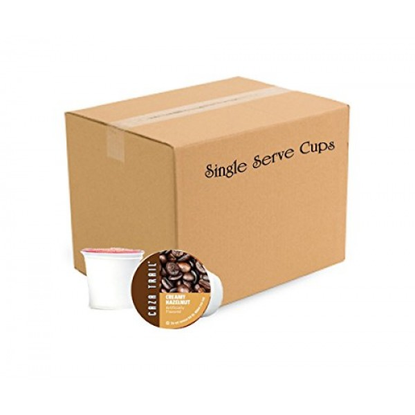20 Cup NUTTY for Nut Coffees! 10 different Nut inspired Single S...