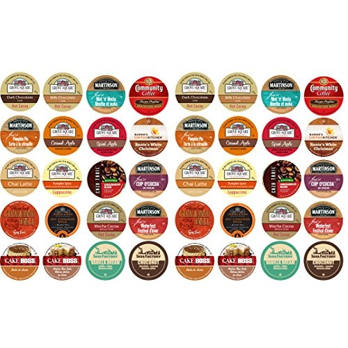 40 Cup Fantastic FALL FLAVORS Limited Edition Single Serve Cups ...