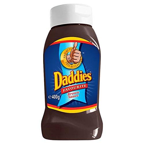 Daddies Brown Sauce 400g 4 Pack