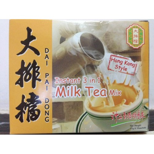Dai Pai Dong Hong Kong Style Instant 3 in 1 Milk Tea 10 pack