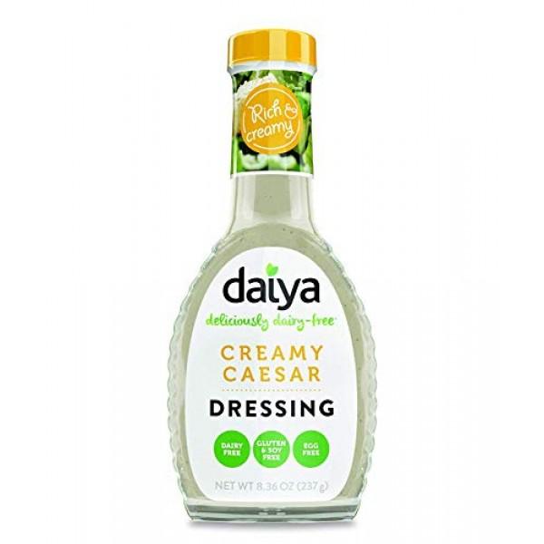 Daiya Dressing Dairy free Creamy Caesar, 8.36 oz