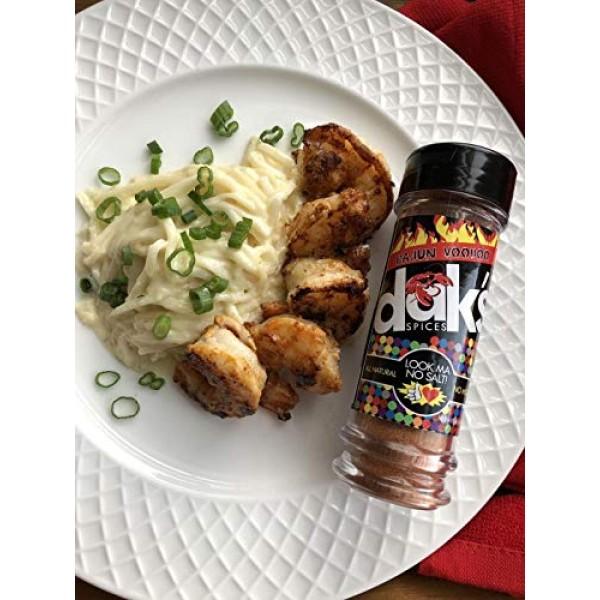 DAKs Spices CAJUN VOODOO - 100% salt free!