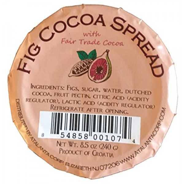 Fig Cocoa Spread 3 pack