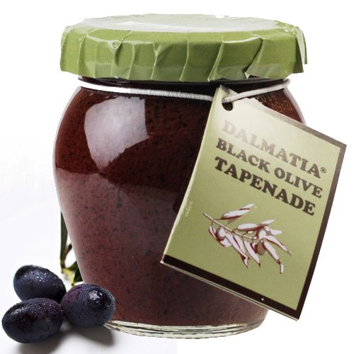 Black Olive Spread - Tapenade - 1 jar - 6.7 oz