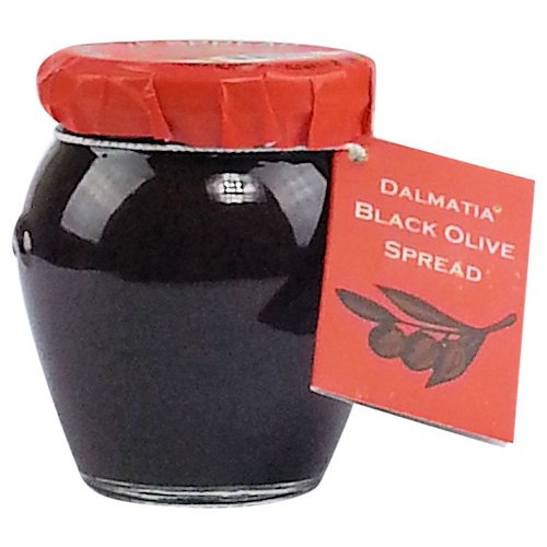 Dalmatia, Black Olive Spread (3 pack)