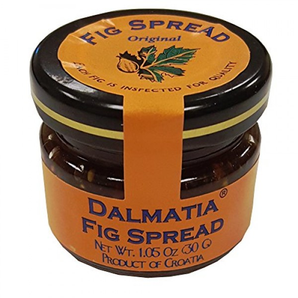 Dalmatia Fig Spread, 1.05 Ounce
