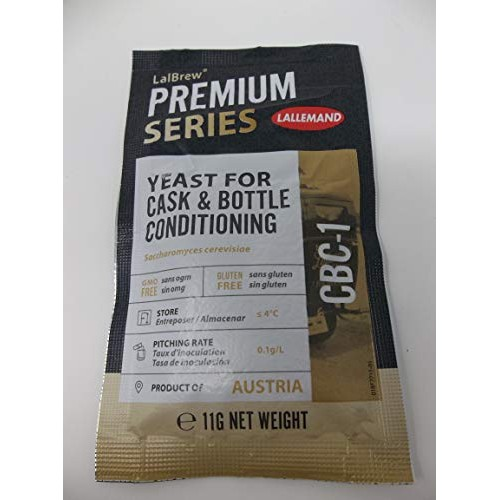 Lallemand CBC-1 Conditioning Yeast 11 Gram