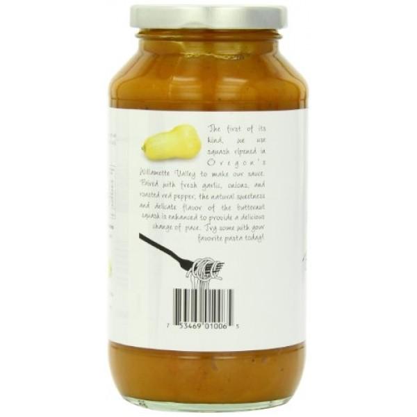 Daves Gourmet Pasta Sauce, Butternut Squash, 25.5 oz